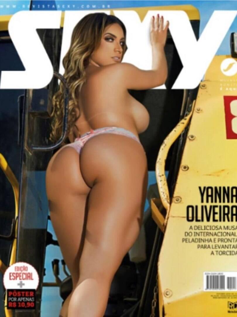 Ana Carolina Dias Pelada Fotos musa do inter revela ter feito sexo a três na praia. confira