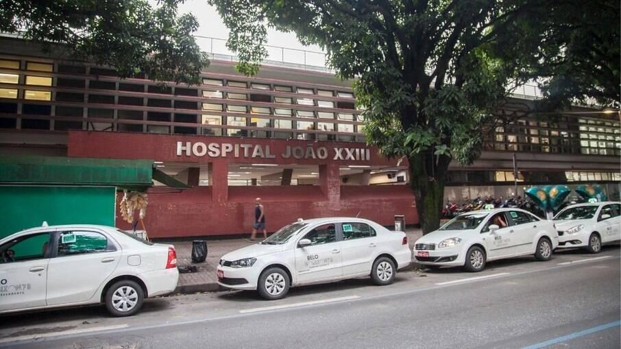 Gestante foi encaminha para Hospital João XXIII