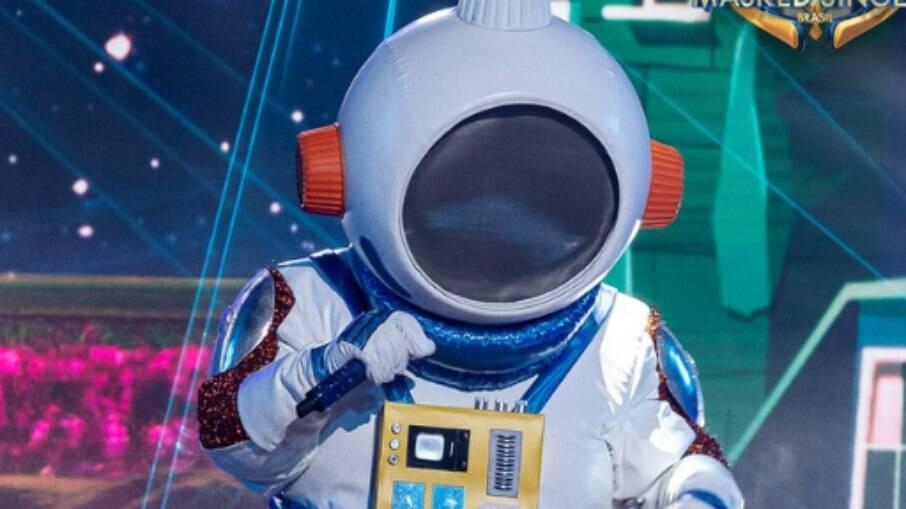 The Masked Singer: Astronauta é o eliminado da semana