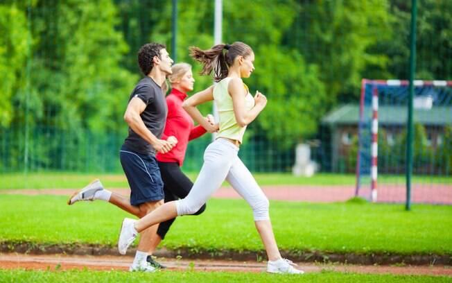 Alimentação prévia é essencial para o bom desempenho físico, dizem especialistas