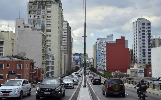 Rodízio de veículos em São Paulo foi ampliado para mais categorias.