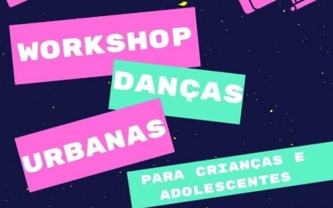Coreógrafo realiza workshop gratuito para crianças e adolescentes