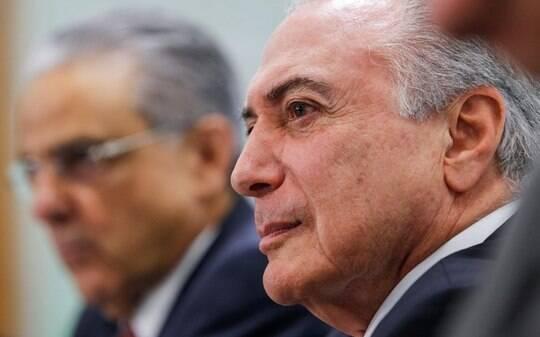 Temer faz ofensiva para garantir impeachment de Dilma - Política - iG