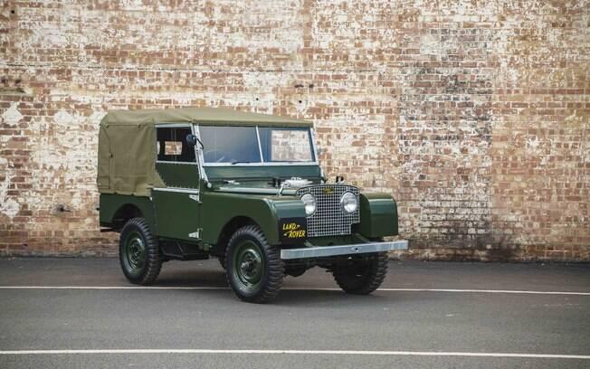 Land Rover Série 1