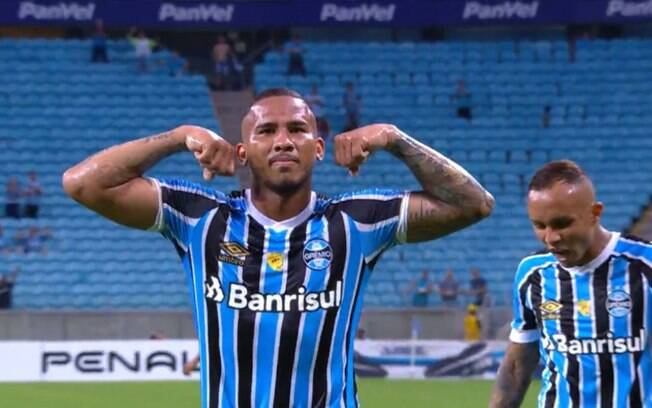Ex-Grêmio, Jael rebate Thiago Neves no Twitter: 'Abobado'