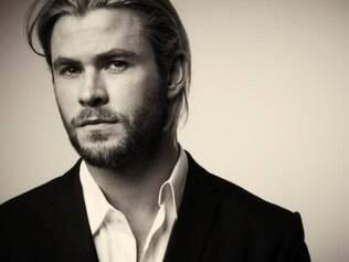 Chris Hemsworth é eleito como o homem mais sexy do mundo pela revista americana