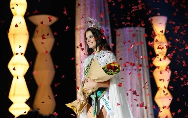 A Miss Brasil 2012, Gabriela Markus, do Rio Grande do Sul