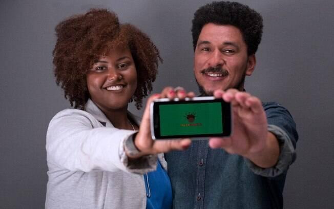Além de um aplicativo educativo, o Alfabantu é uma ferramenta de entretenimento que colabora para o processo de representação afirmativa das crianças negras
