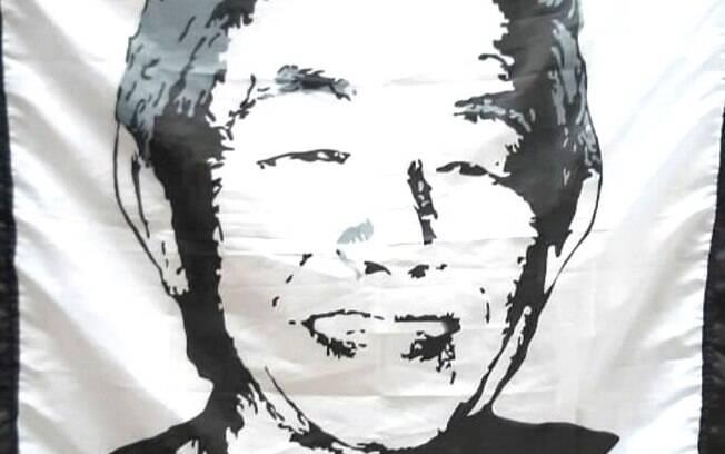 Homenagem a Noriharu Honda%2C torcedor símbolo da invasão corintiana ao Japão