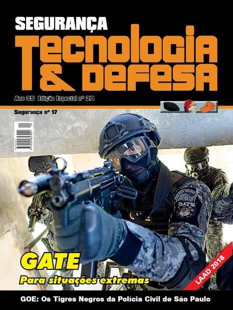 Conheça a revista de segurança: Tecnologia e Defesa
