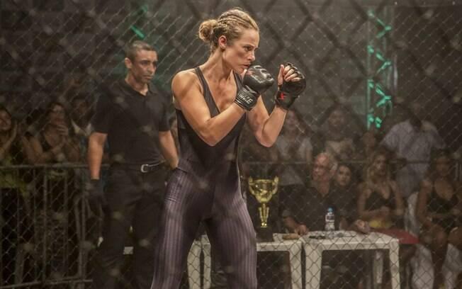 Jeiza vence luta de MMA em