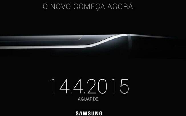 Samsung Galaxy S6 e versão Edge serão anunciados em 14 de abril