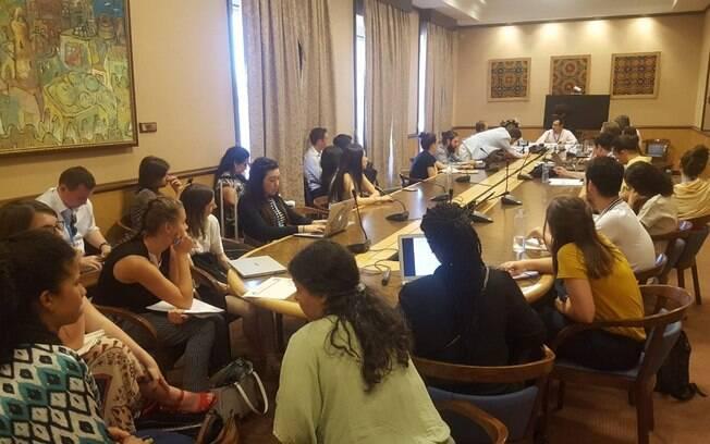 Indígenas Guarani Kaiowá e Karipuna vão a ONU denunciar abandono do Estado em evento paralelo à  41ª Sessão do Conselho de Direitos Humanos das Nações Unidas