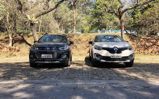 Chevrolet Tracker tem conjunto mais eficiente, mas não tem o mesmo espaço e conforto do rival da Renault