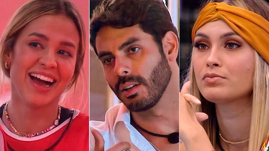 Kerline, Rodolffo e Sarah formam o primeiro Paredão do 'BBB21'
