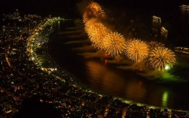 Secretaria Municipal de Saúde do Rio de Janeiro preparou esquema especial para virada do ano em Copacabana