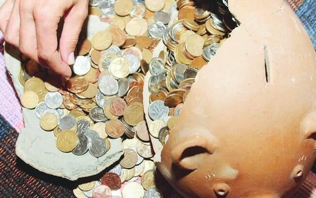 Janeiro é um mês em que, tradicionalmente, há um grande volume de retirada de recursos da poupança