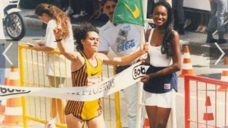 Roseli Machado venceu a São Silvestre em 1996