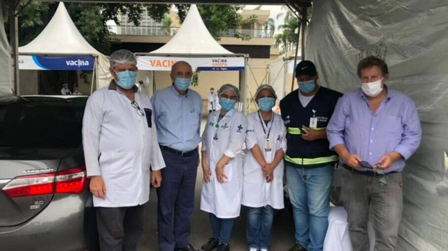 José Serra completará 79 anos vacinado contra a Covid-19