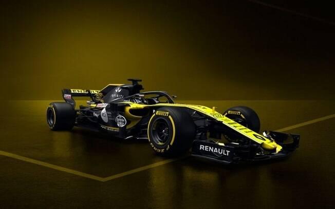 Fórmula 1: com longa tradição na maior categoria do automobilismo, a Renault também ganha muito espaço na televisão