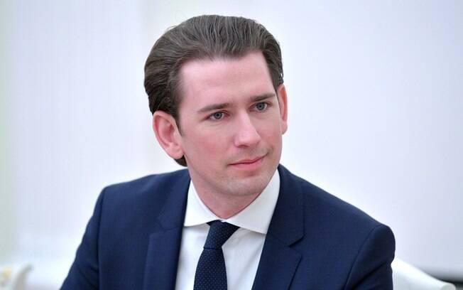 Sebastian Kurz, chanceler austríaco