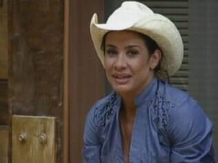 Scheila Carvalho: 'Não tem ninguém de quem eu não goste na casa. É a verdade'