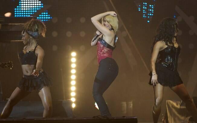 Shakira: será que ela vem rebolar no Brasil?
