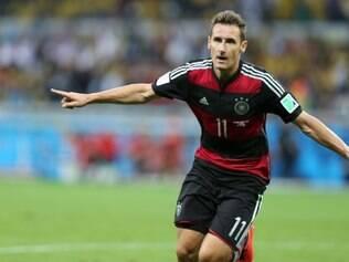 Além de tudo, Klose marcou o seu e se tornou o maior artilheiro da história das Copas