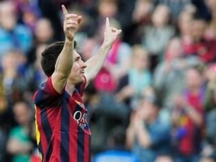 Messi divide a artilharia do clássico com Di Stéfano, mas pode se tornar o artilheiro isolado no domingo