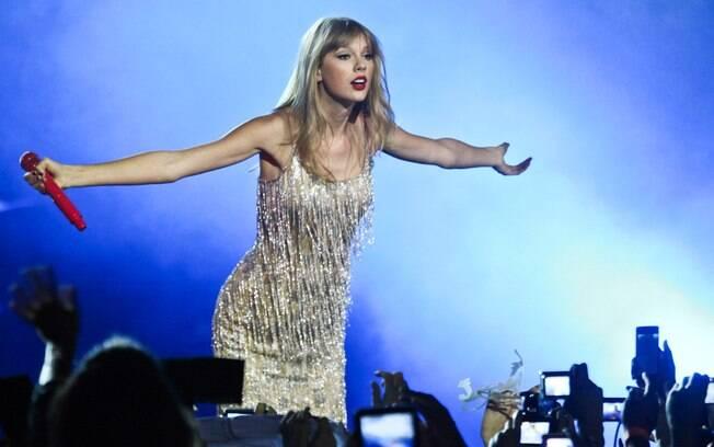 Resultado de imagem para Taylor Swift no brasil