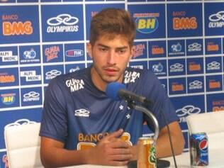 Volante deve permanecer no Cruzeiro, pelo menos até julho do ano que vem
