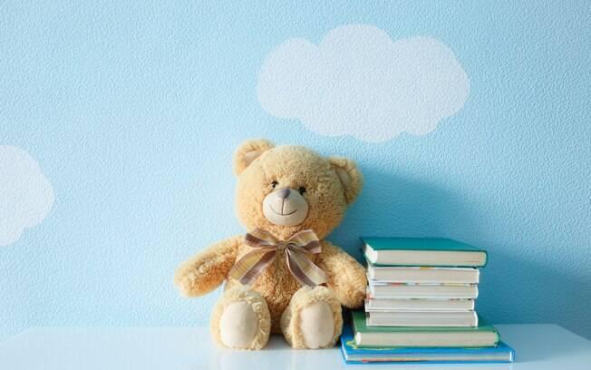 Com uma proposta diferente, os convidados do evento devem presentear o bebê com livros infantis no