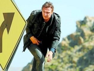 """Ação.  Filme estrelado por Liam Neeson """"Busca Implacável 3"""", tem drama, suspense e muita tensão"""