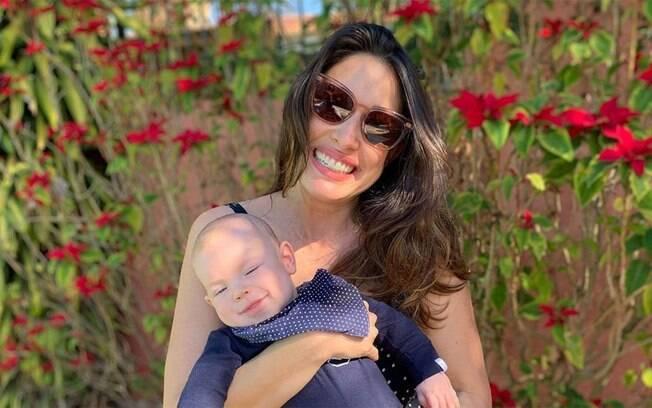 Giselle Itié desabafa sobre ser mãe solo