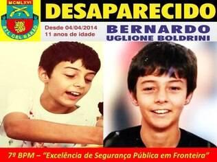 Proposta foi batizada como Lei Menino Bernardo em homenagem à Bernardo Boldrini