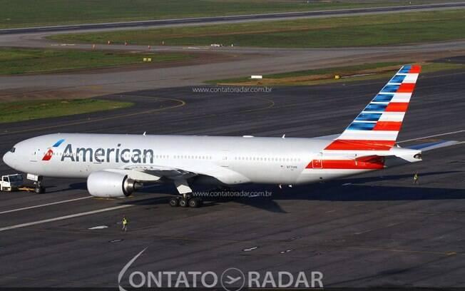 American posterga retorno de algumas rotas para o Brasil
