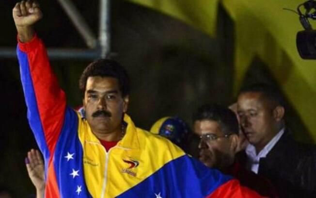 Maduro reforça discurso sobre suposto golpe e diz que atuará com 'punho de ferro contra conspiradores'