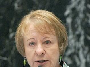 Luzia Ferreira não discute eleição ainda, mas fala em despolarização