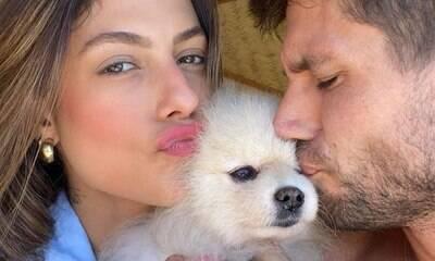 Namorado de Mari Gonzalez registra B.O após ataque