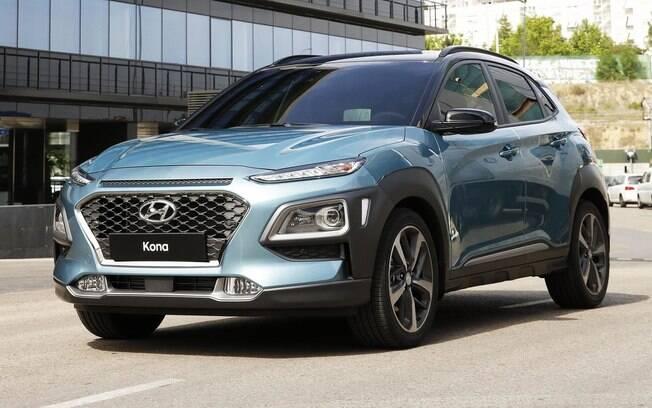 O Hyundai Kona será a opção de crossover compacto para Europa e EUA. E dará origem a mais SUVs da marca coreana