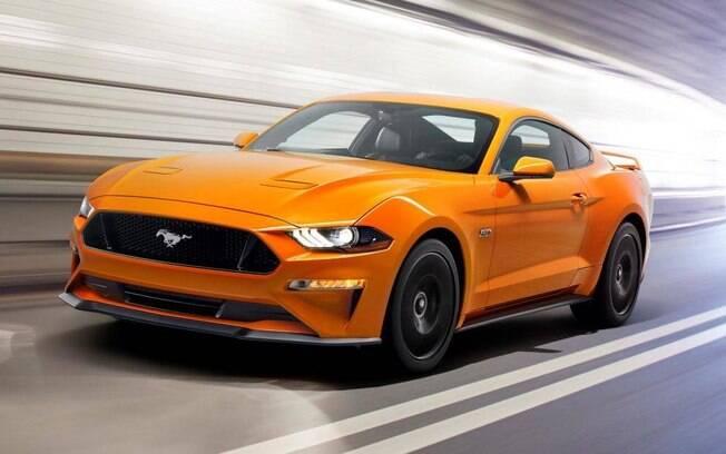 Ford Mustang é o esportivo de verdade mais vendido do Brasil com um dos melhores motores disponíveis atualmente