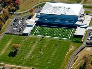 Centro de treinamento dos Jets é um dos mais modernos dos Estados Unidos