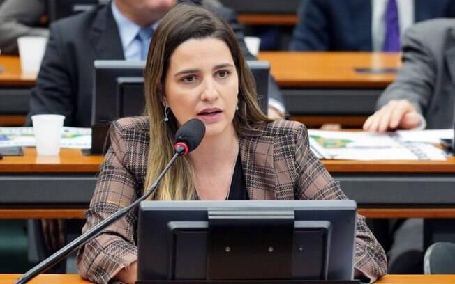 Deputada federal Clarissa Garotinho (PROS-RJ)