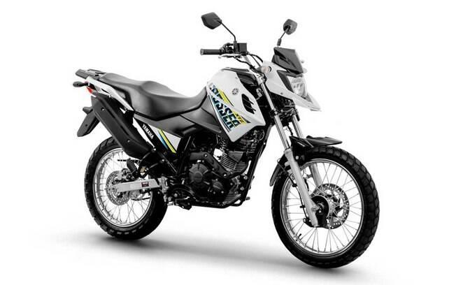 Yamaha Crosser 150: Com novo freio a disco na traseira e sistema ABS, promete mais segurança