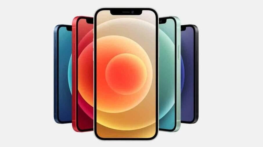 iPhone 12 foi lançado no final do ano passado