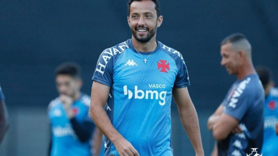 Nenê marcou dois gols em três jogos desde que retornou ao Vasco sob o comando de Diniz