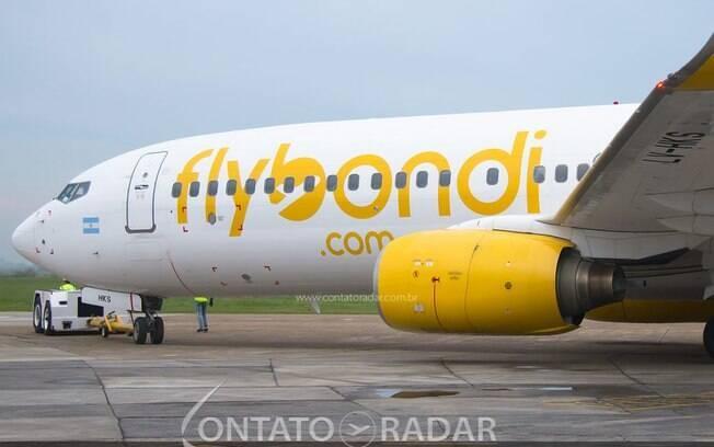 Flybondi operará no Aeroparque a partir de Abril