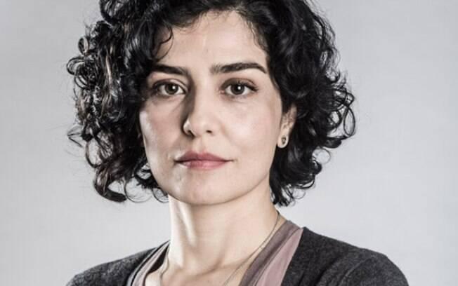 Letícia Sabatella não quis participar de ''Velho Chico'' por divergência com diretor