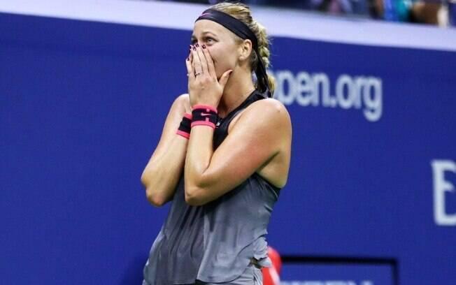 Petra Kvitova quase perdeu os dedos em um assalto, mas deu a volta por cima no US Open