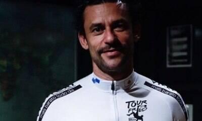 Fred irá de BH ao Rio de bicicleta e vai doar cestas básicas por cada km rodado